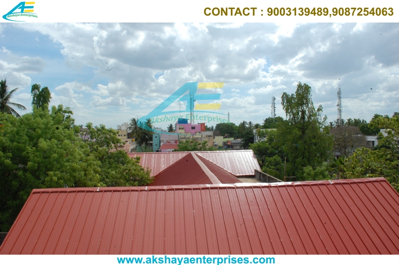 Kerala Style roofing shed contractor in chennai