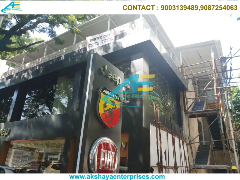 Puf Panel roofing shed contractor in chennai